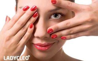 Гепариновая мазь от синяков под глазами — используем правильно