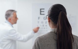 Расфокусировка зрения — причины, лечение и профилактика