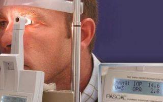 Глазное давление — норма в 30, 40, 50, 60 лет, причины отклонений