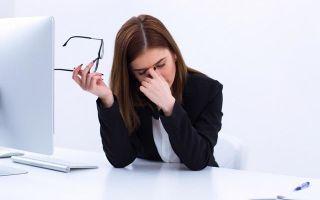 Синдром сухого глаза — лечение и профилактика