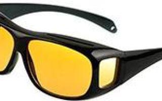 Как выбрать очки для водителя, рекомендации и советы