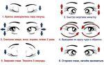 Гимнастика для глаз по Норбекову — описание, пошаговая инструкция