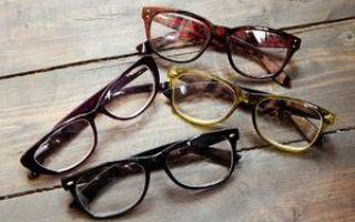 Как ухаживать за очками — хранение, чистка и правила ухода