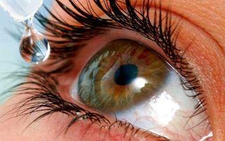 Глазные капли при глаукоме: виды и названия препаратов