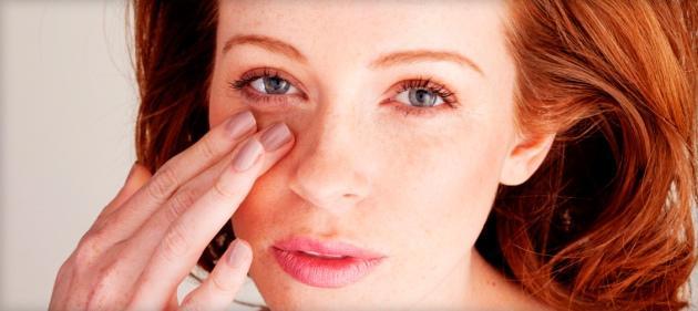 Гепариновая мазь от синяков под глазами - используем правильно!