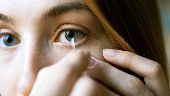 Почему рвутся контактные линзы - причины и необходимые действия!