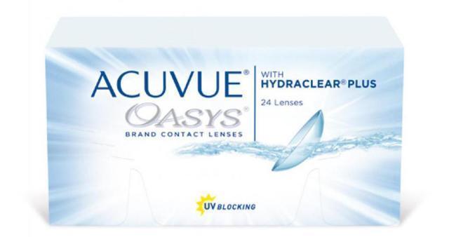 Линзы acuvue moist 1-day: описание, преимущества, правила использования