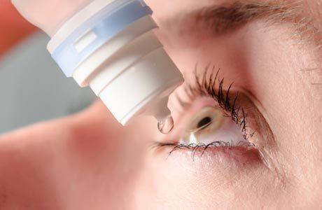 Глазные капли от покраснения и раздражения: список
