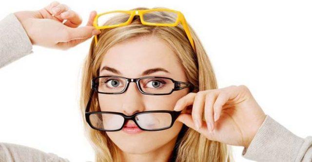Очки для близорукости: как их правильно выбрать и когда носить?