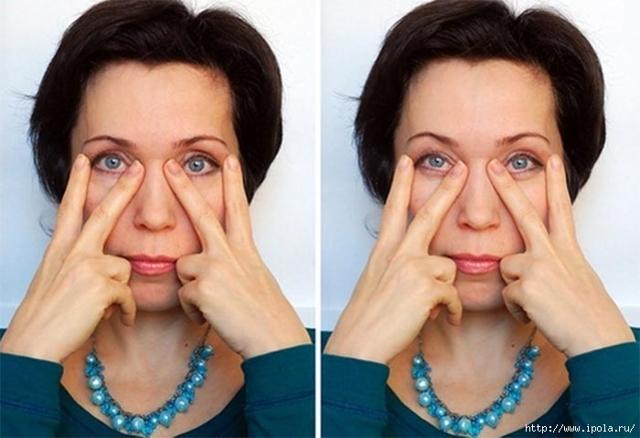 Как убрать мешки под глазами - самые эффективные способы!