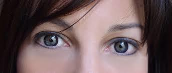 Цветные линзы для обладателей карих глаз