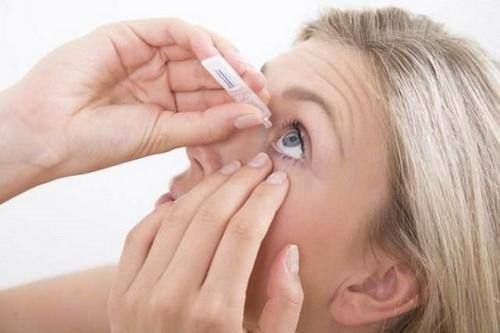 Капли для лечения катаракты