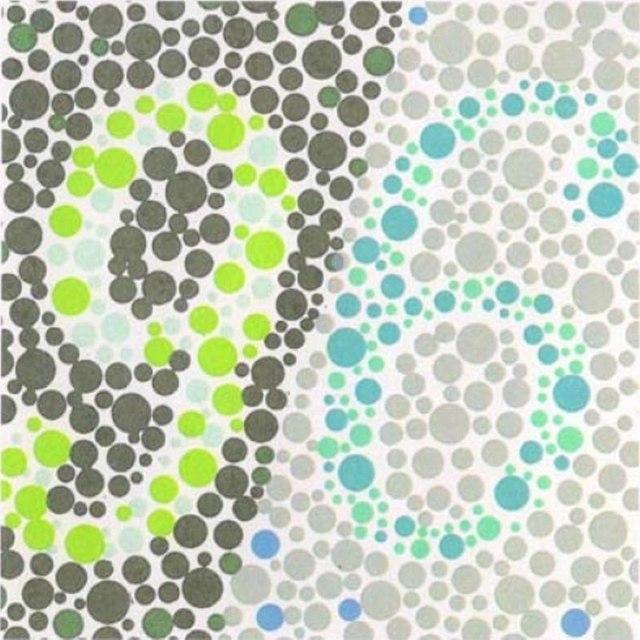 Проверка зрения на цветовосприятие для водителей - когда и как проводится