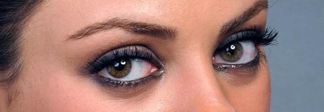 Раскосые глаза: что это такое, чем отличаются такие глаза и как их выделять