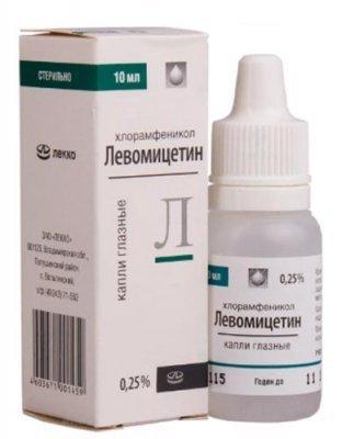 Капли для глаз противовирусные - обзор эффективных препаратов!