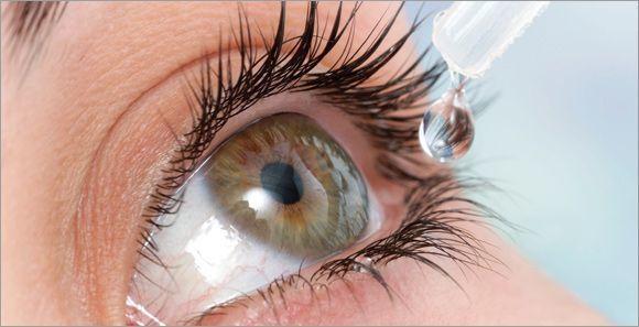 Глазные капли Цикломед - инструкция по применению, дозировка и форма выпуска