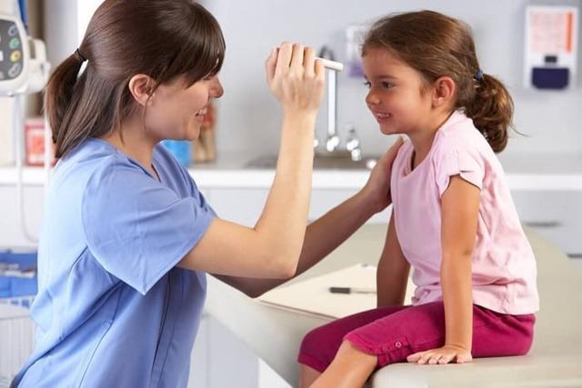 Как лечить конъюнктивит у детей: виды и симптомы