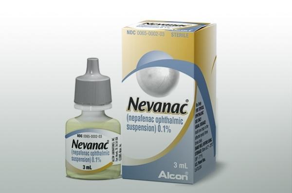 Глазные капли Индоколлир: описание препарата, применение, противопоказания