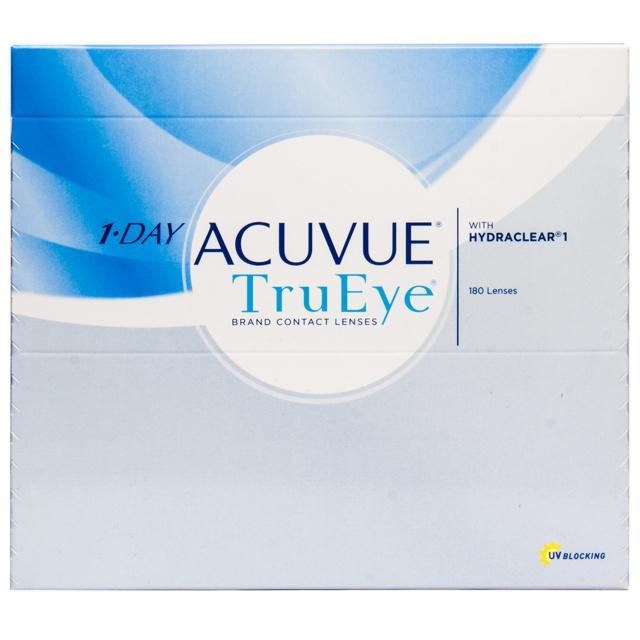 Линзы acuvue trueye: инструкция по применению, противопоказания, уход