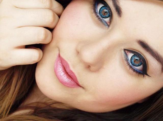 Узнайте как влияют на глаза цветные линзы