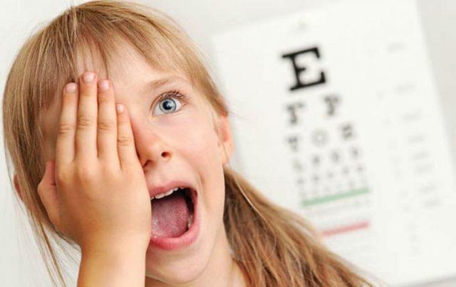 Метод Бейтса по восстановлению зрения - упражнения