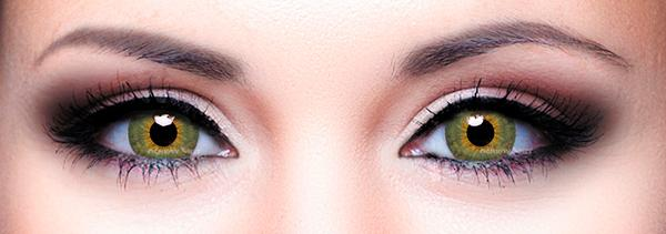 Линзы увеличивающие глаза: как правильно выбрать