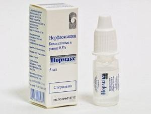 Капли для глаз антибактериальные - обзор препаратов и применение