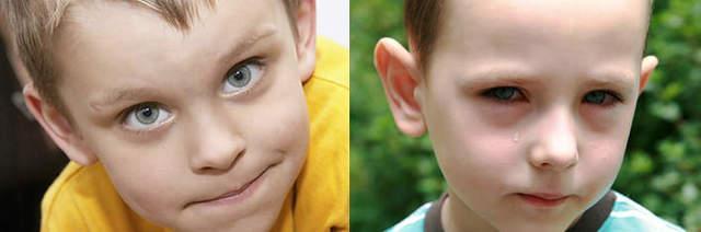 Синяки под глазами у грудничка - почему появляются и что с ними делать