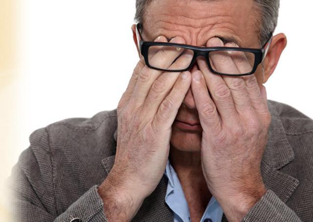 Слезотечение у пожилых людей - лечение, эффективные средства, профилактика