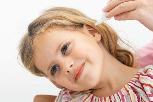 У ребёнка воспалился лимфоузел за ухом: что делать?