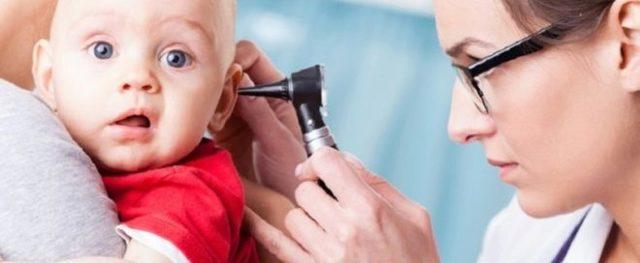Гнойный отит у детей: симптомы и лечение