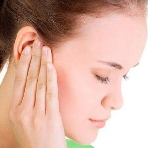 Операция на ухо при хроническом гнойном отите