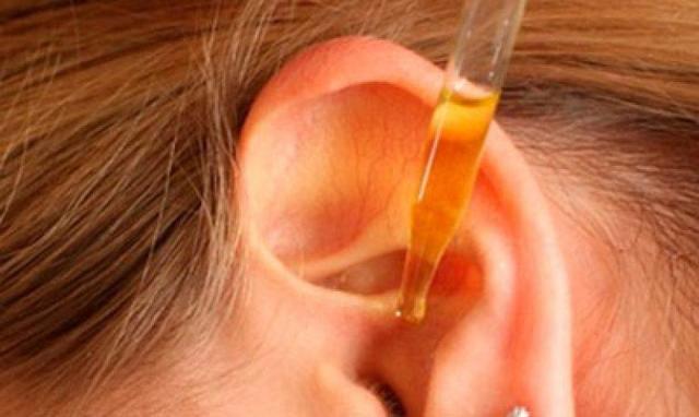 Фурацилиновый спирт в ухо: инструкция по применению