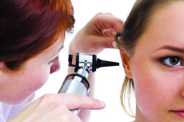 Как называется врач ухо-горло-нос?