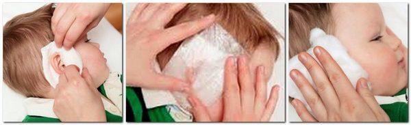 Камфорное масло в ухо: применение при отите