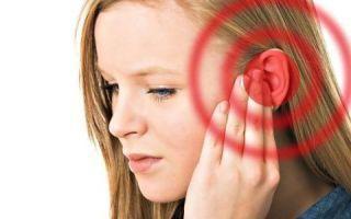 Шум в ушах при давлении: причины