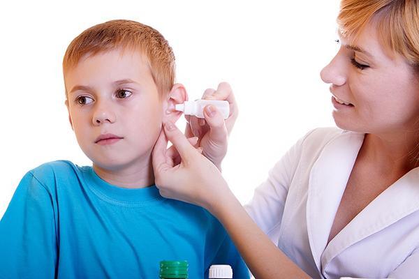 Отит у детей: симптомы и лечение в домашних условиях