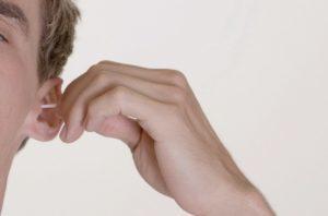 Экзема в ушах: причины и методы лечения