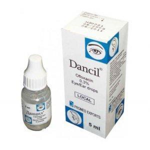 Ушные капли Данцил: инструкция по применению