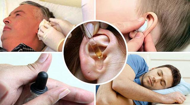 Заложило уши при простуде: лечение и профилактика