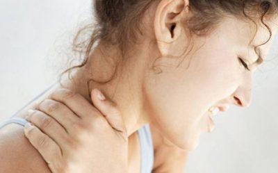 Болит косточка за ухом при нажатии