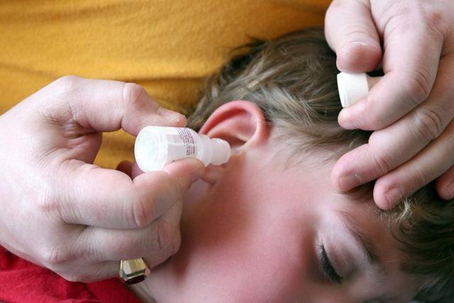 Анауран (ушные капли): инструкция по применению
