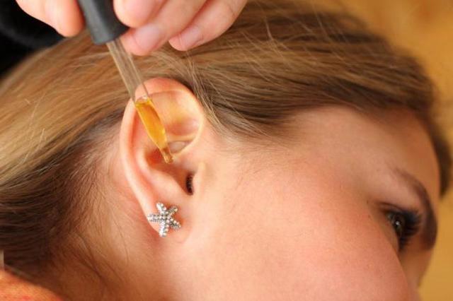 Дексона (ушные капли): инструкция по применению