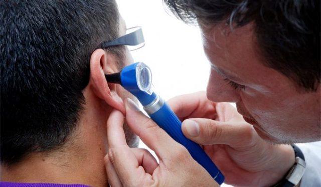 Кандидоз уха: симптомы и лечение