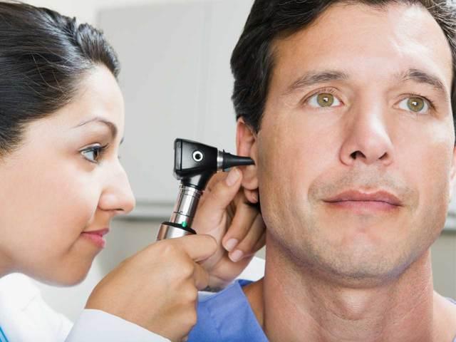 Акустическая травма уха: лечение и профилактика