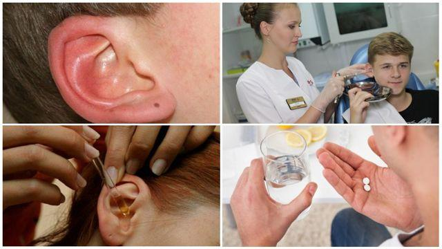 Ушной клещ у человека: симптомы и лечение