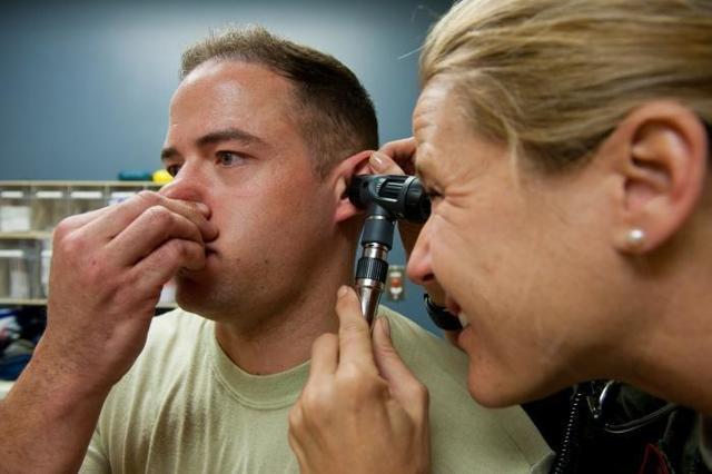 Упражнения для слуховой трубы