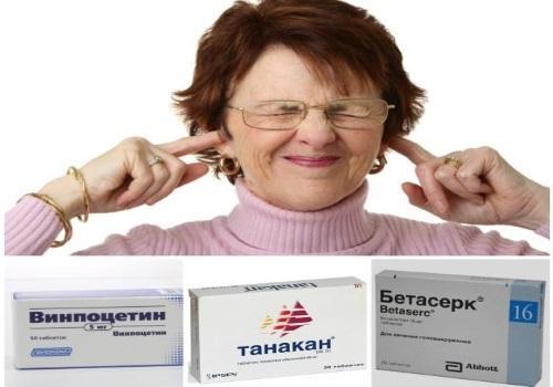 Таблетки от шума в ушах и голове: какие лучше?